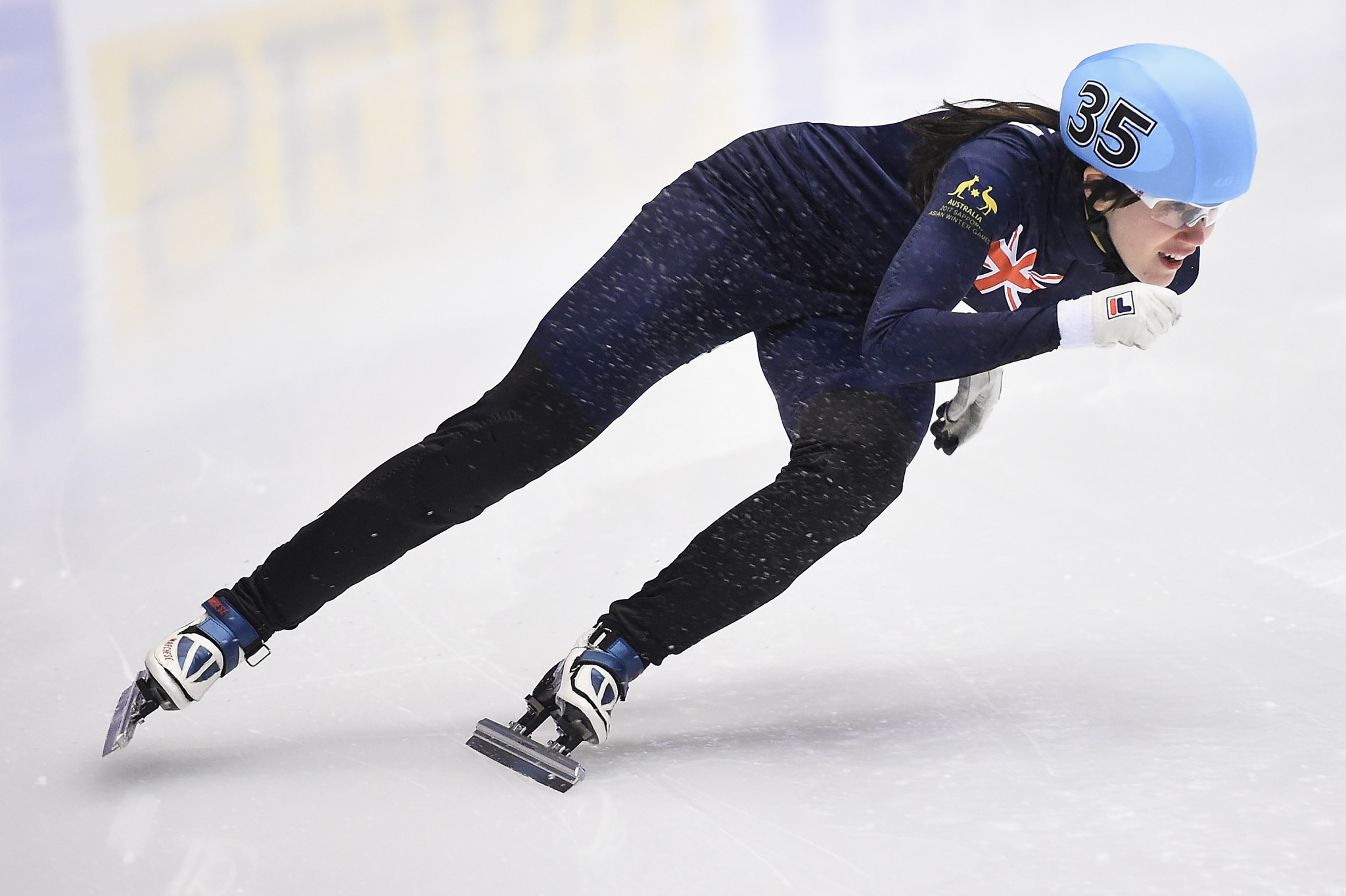 Short track speed skaters Lockett and Jung added to Australia team for Pyeongchang 2018