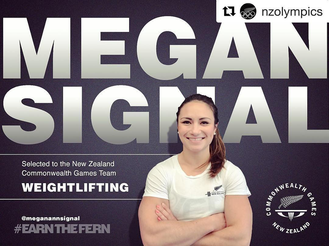 Signal added to New Zealand weightlifting team for Gold Coast 2018