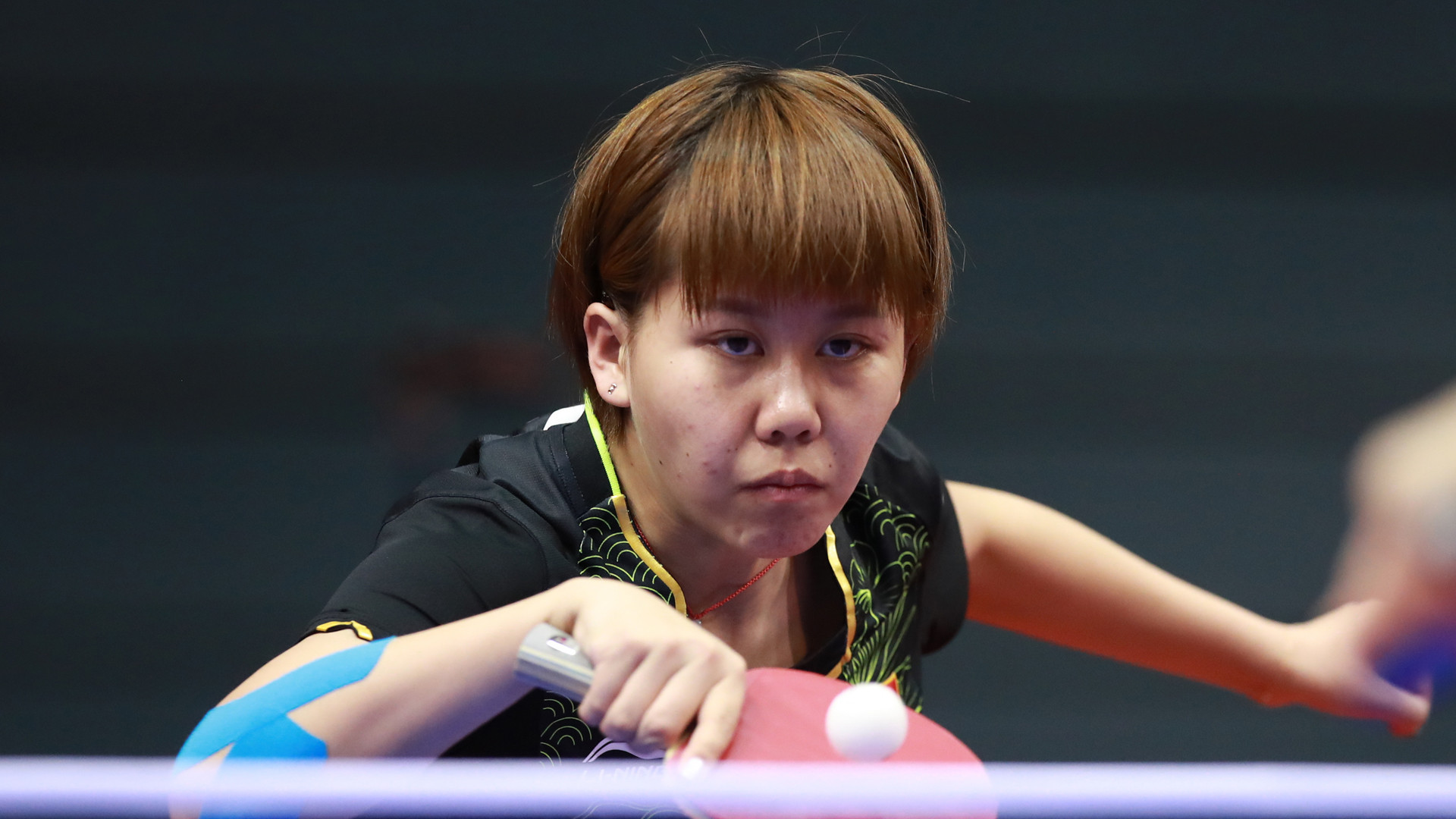 Chen among Chinese players to advance on opening day of ITTF World Tour Grand Finals