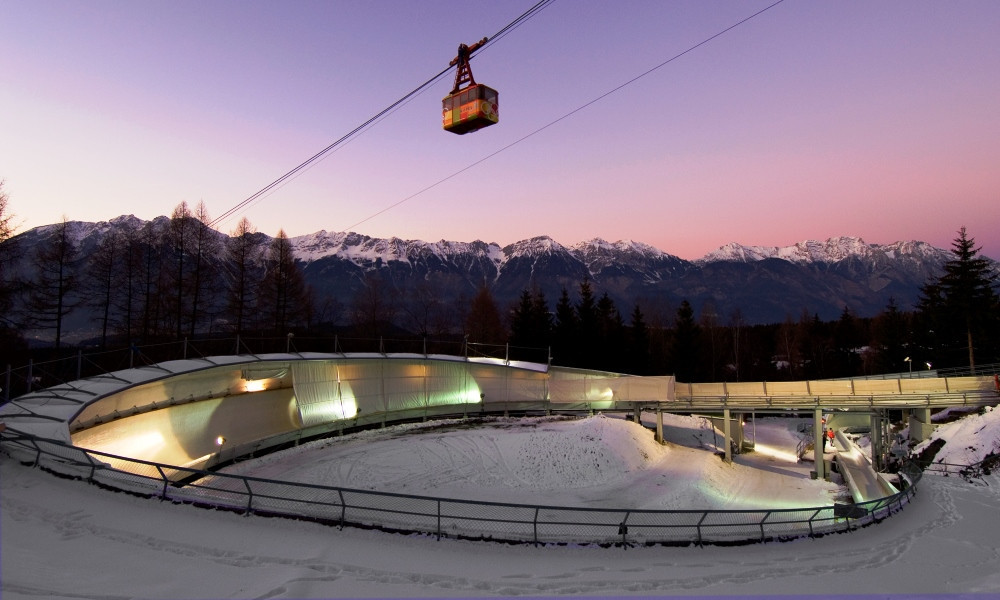 Innsbruck to host IBSF World Cup leg doubling as European Championships