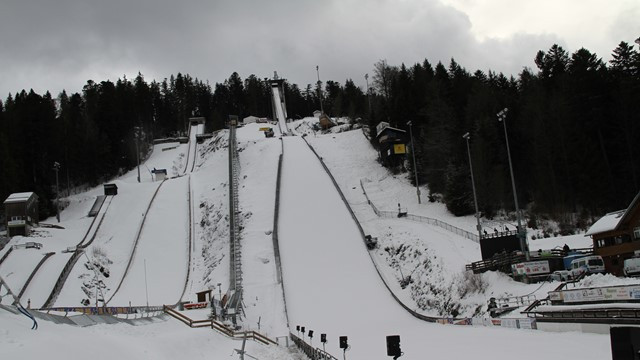 Althaus seeking home win at Ski Jumping World Cup in Hinterzarten