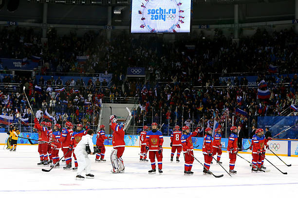 Six players who represented Russia's women's ice hockey team at Sochi 2014 have been disqualified and banned from the Olympics for life ©Getty Images