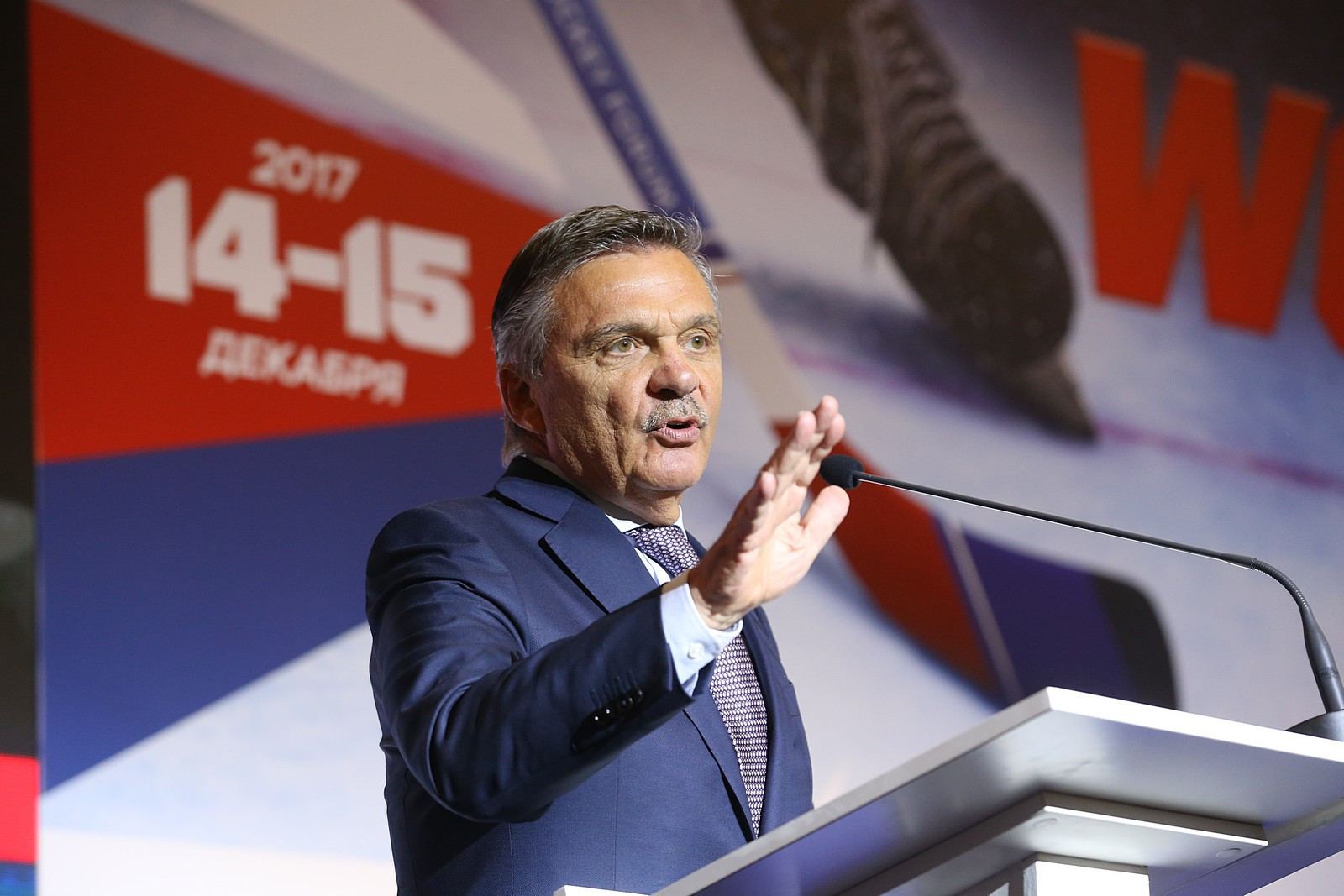 IIHF President René Fasel has revealed that a decision on whether Russia's women's ice hockey team can play at Pyeongchang 2018 after six of the team from Sochi 2014 were disqualified is due next week ©RIHF