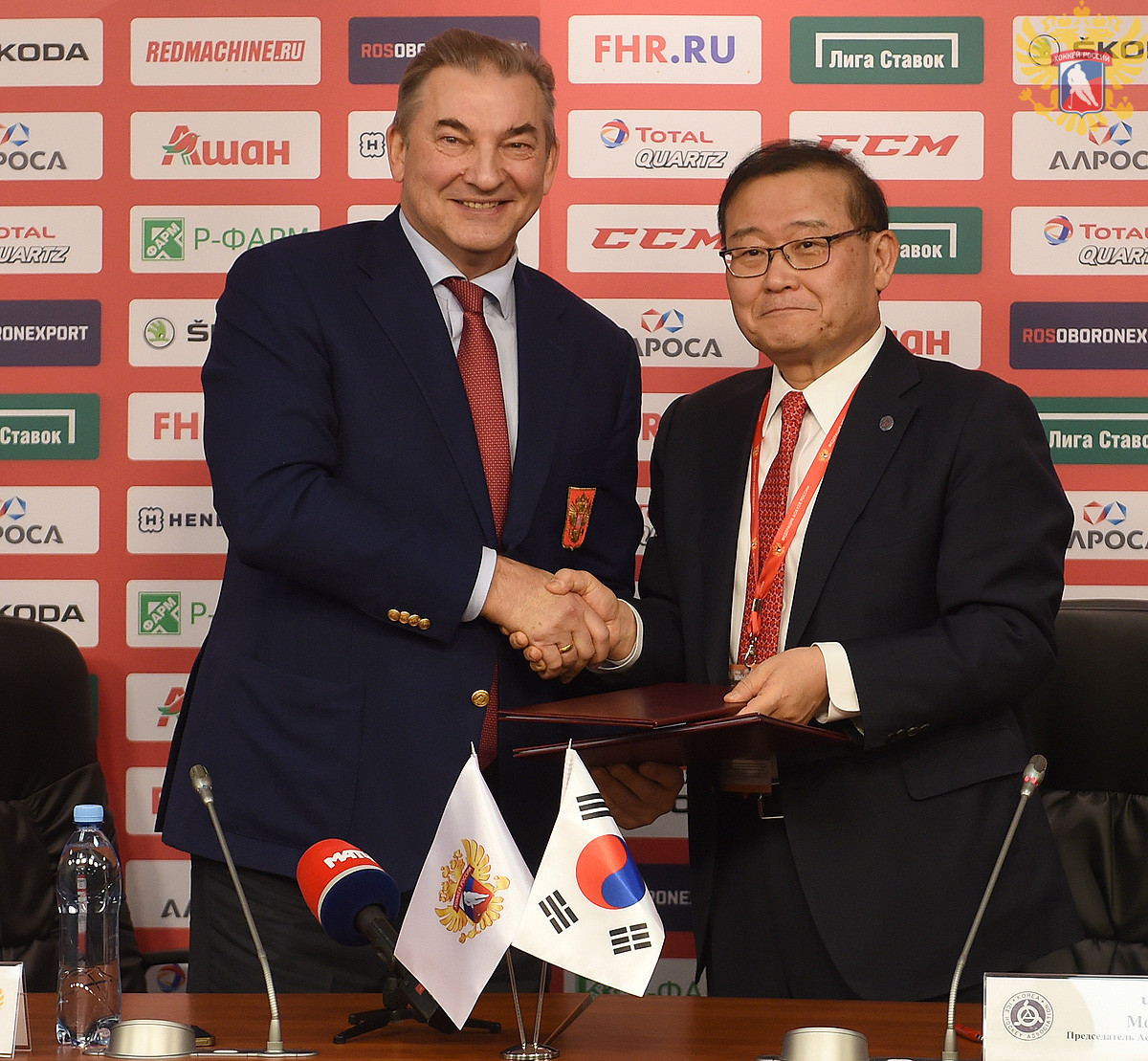 South Korea to face Russia in final Pyeongchang 2018 warm up game