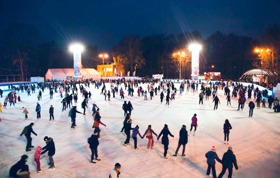 Moscow's Sokolniki Park will be hosting several holiday events dedicated to the Universiade 2019 in Krasnoyarsk ©Sokolniki Park