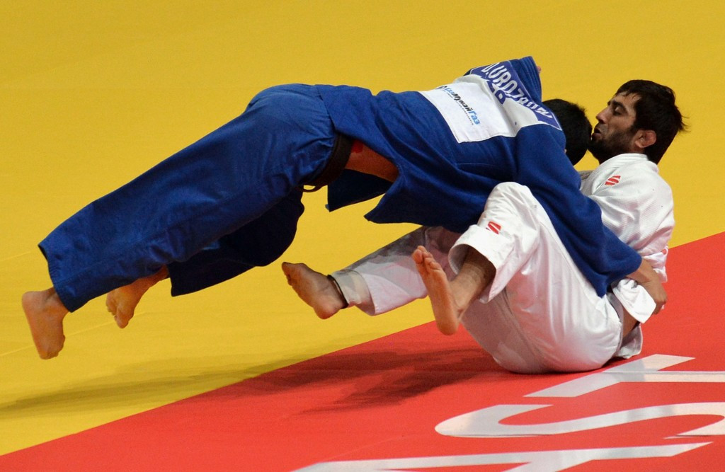 2015 World Judo Championships: Day one of competition