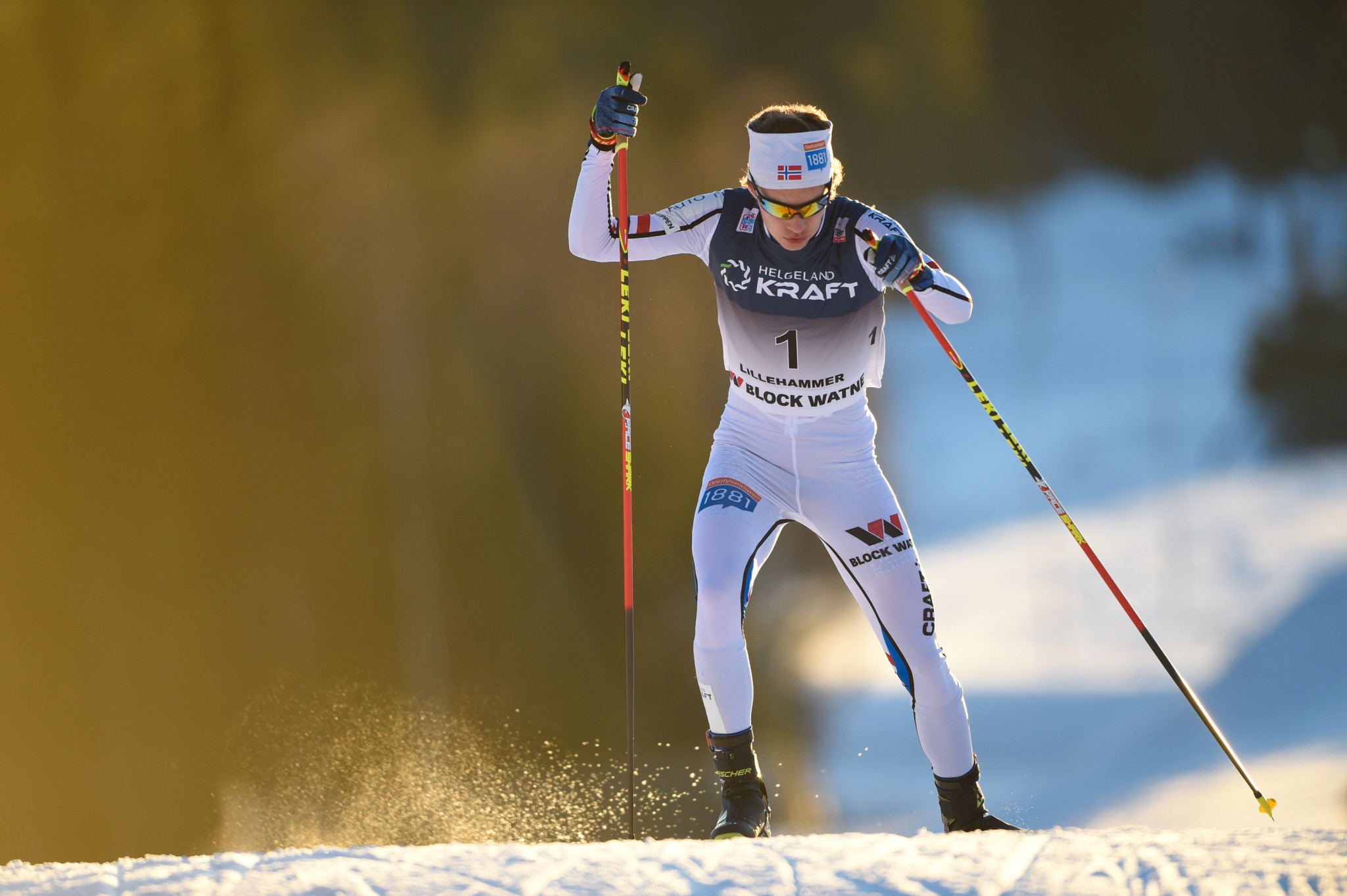 Andersen looks to take Nordic Combined World Cup lead into 2018 in Ramsau