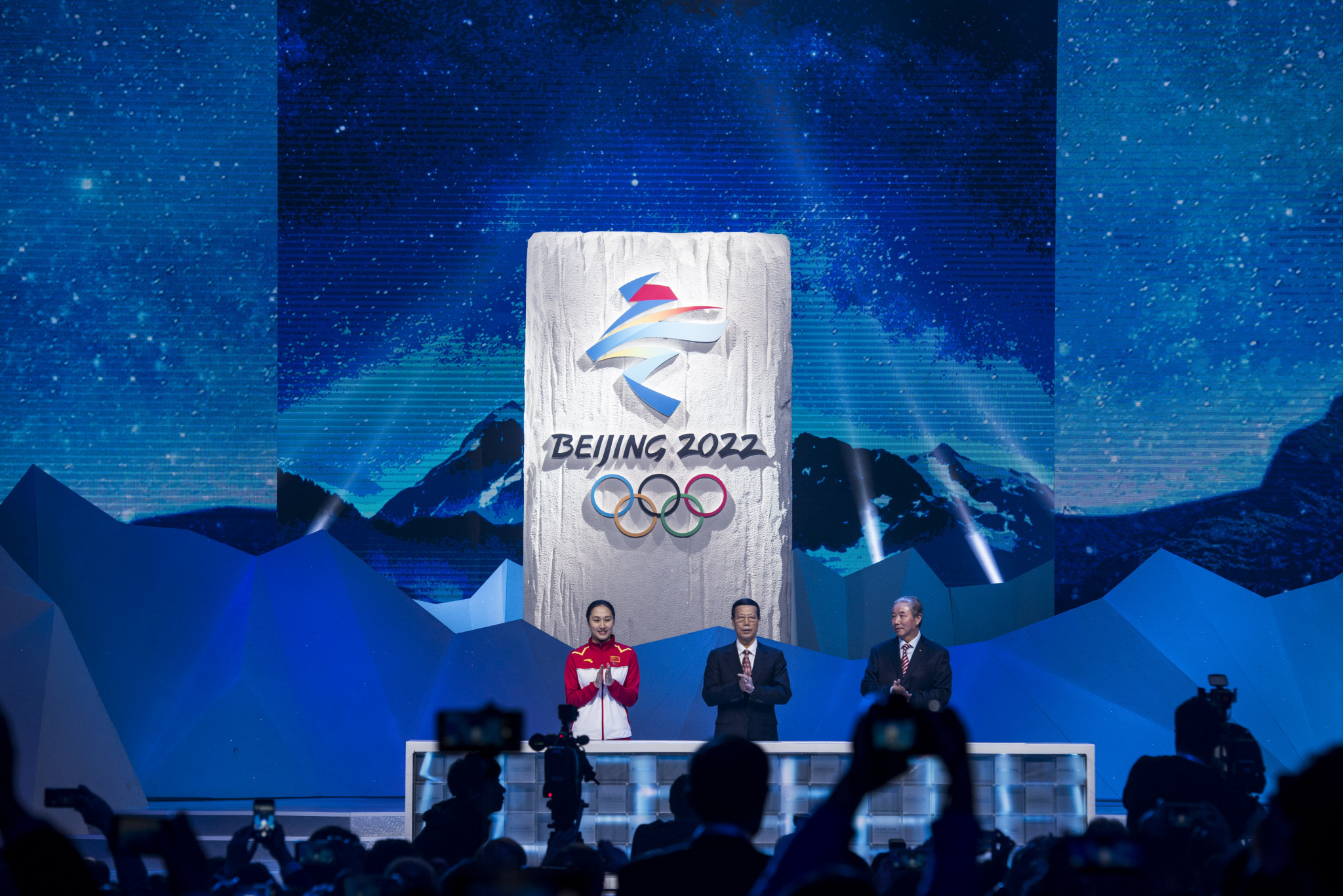 Logos revealed for Beijing 2022 Winter Olympics and Paralympics