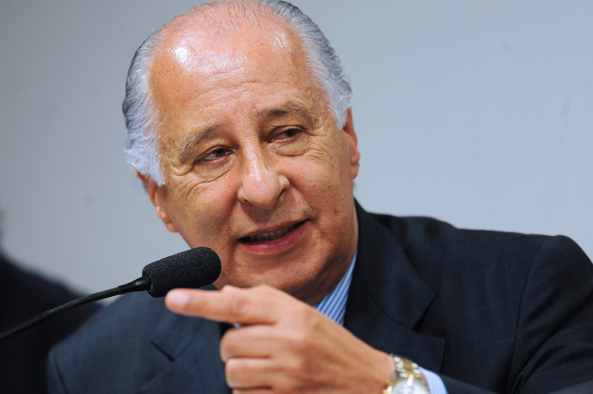 Brazilian Football Confederation President suspended amid FIFA ethics probe