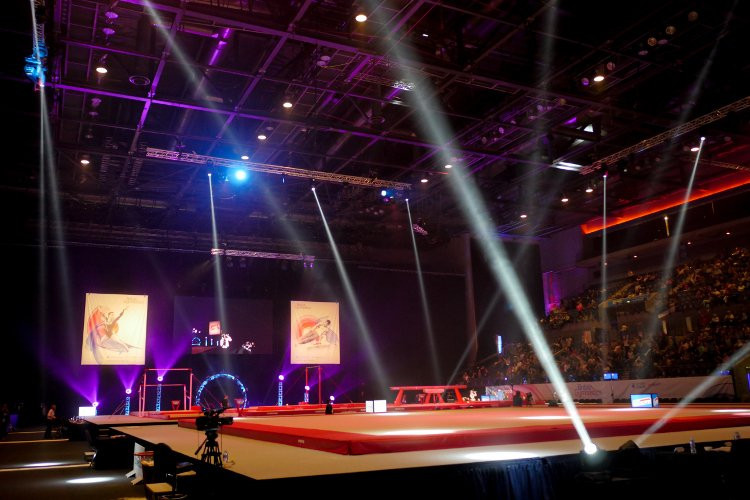 Liverpool to bid for 2022 World Artistic Gymnastics Championships