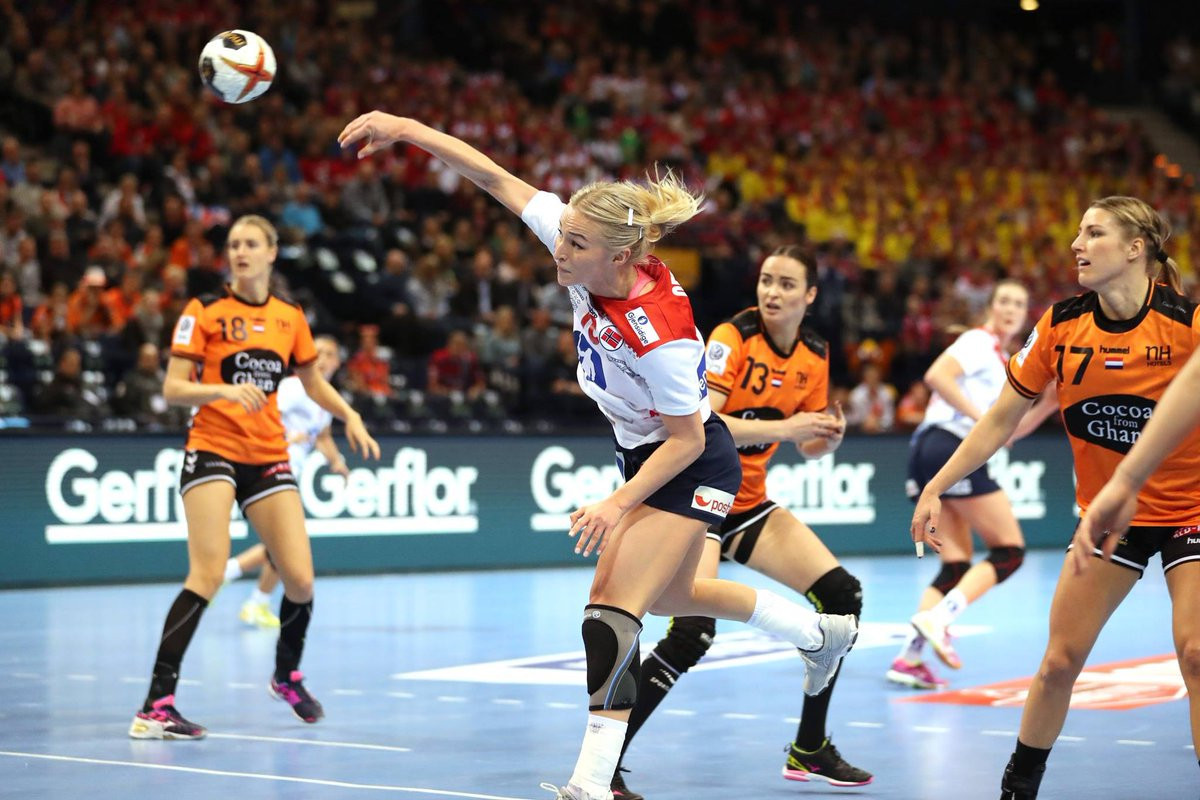 Holders Norway through to Women's Handball World Championships final