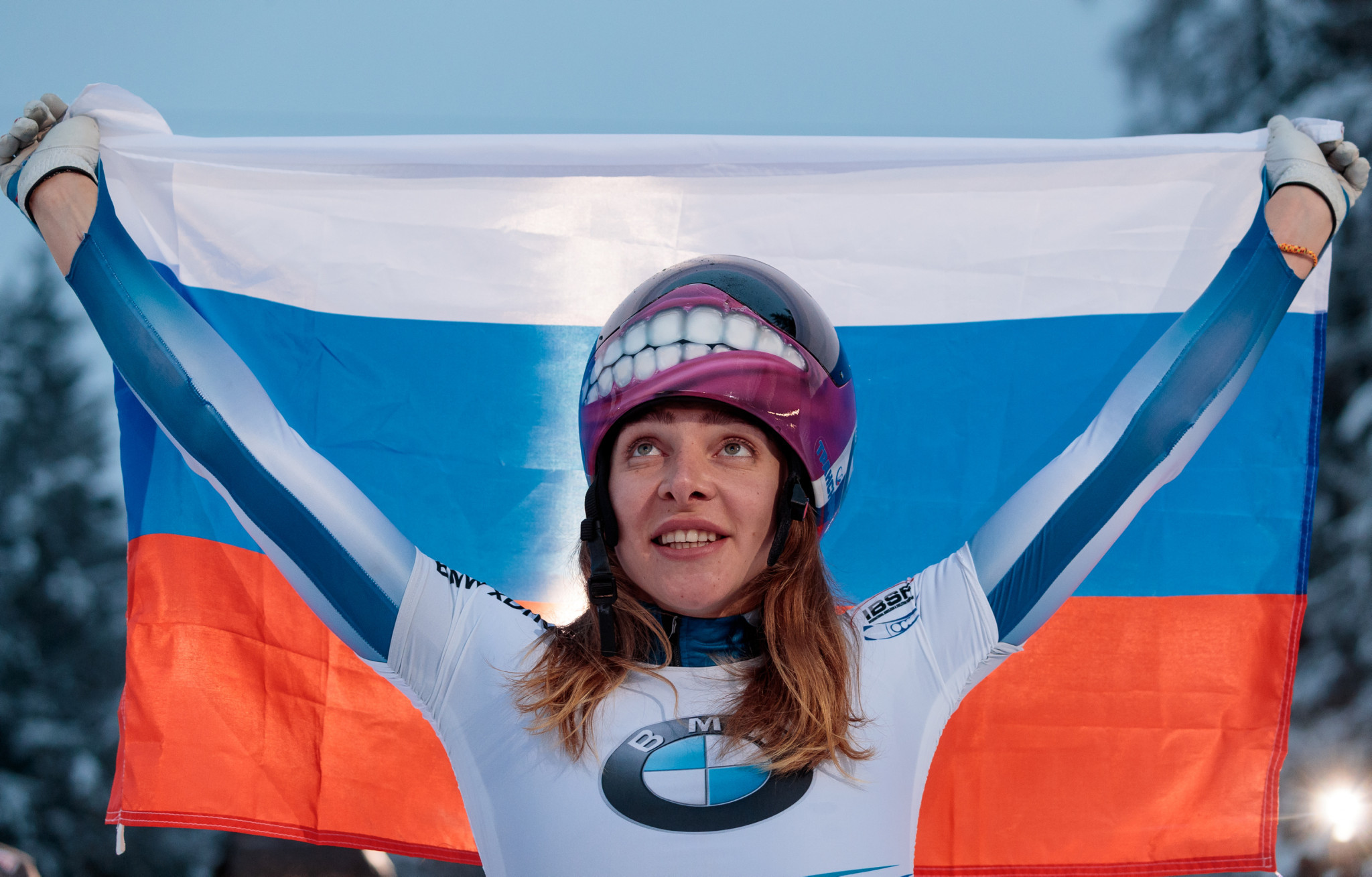 Nikitina wins World Cup and European Championships gold just weeks after losing Olympic medal