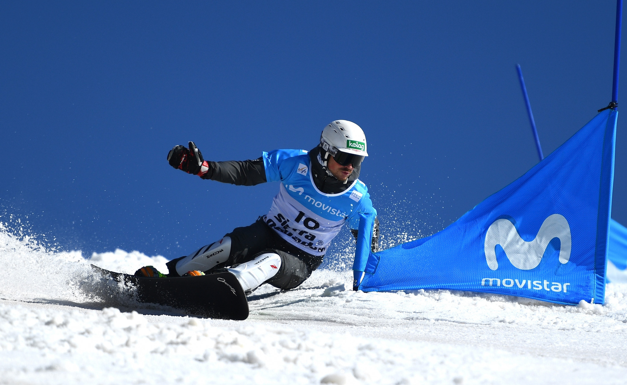 Alexander Payer won the men's event in Italy ©Getty Images