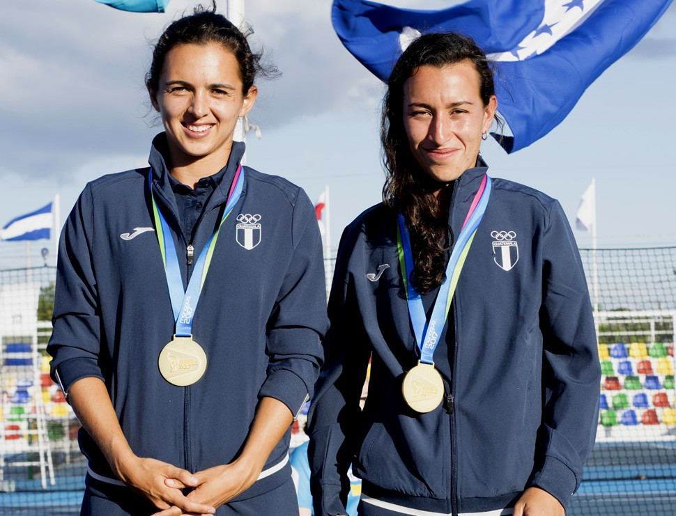 Guatemala perform strongly in tennis and table tennis at Central American Games