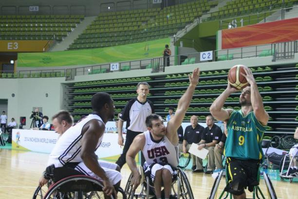 Teams confirmed for 2018 Wheelchair Basketball World Championships