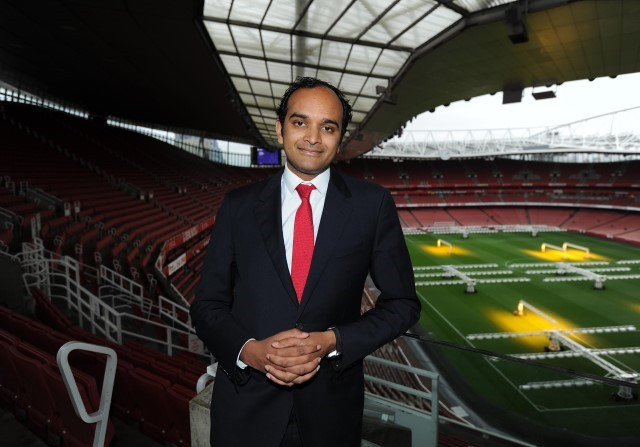British Olympic Association hand role to Arsenal commercial chief