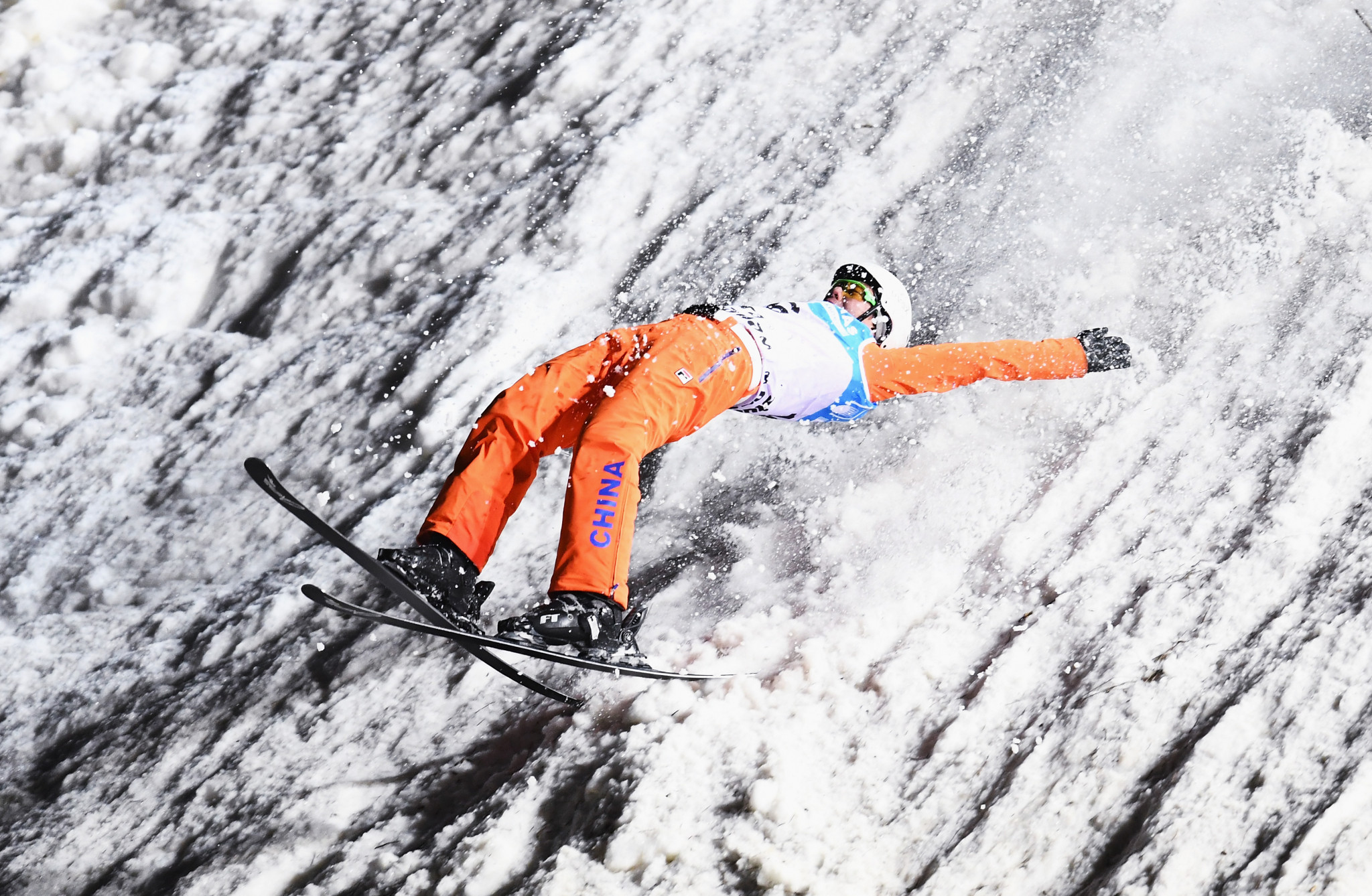 Jia claims home victory at FIS Freestyle Aerials World Cup in Beijing