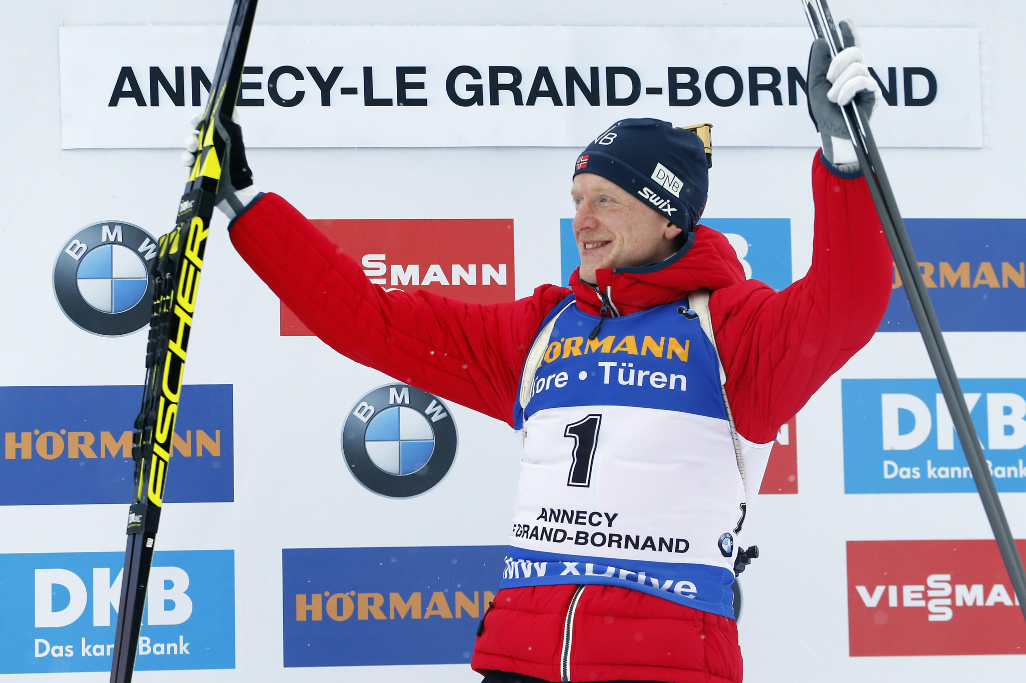 Bø continues superb start to IBU World Cup season with fourth win in a row