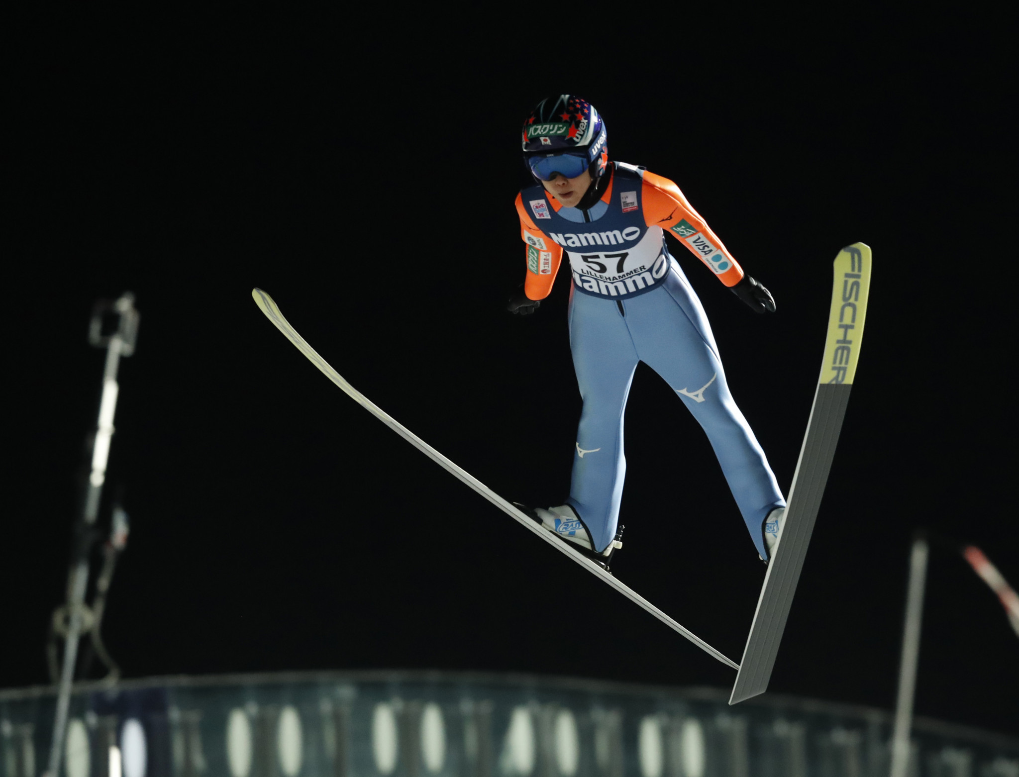 Japan make history by winning inaugural women's team event at Ski Jumping World Cup