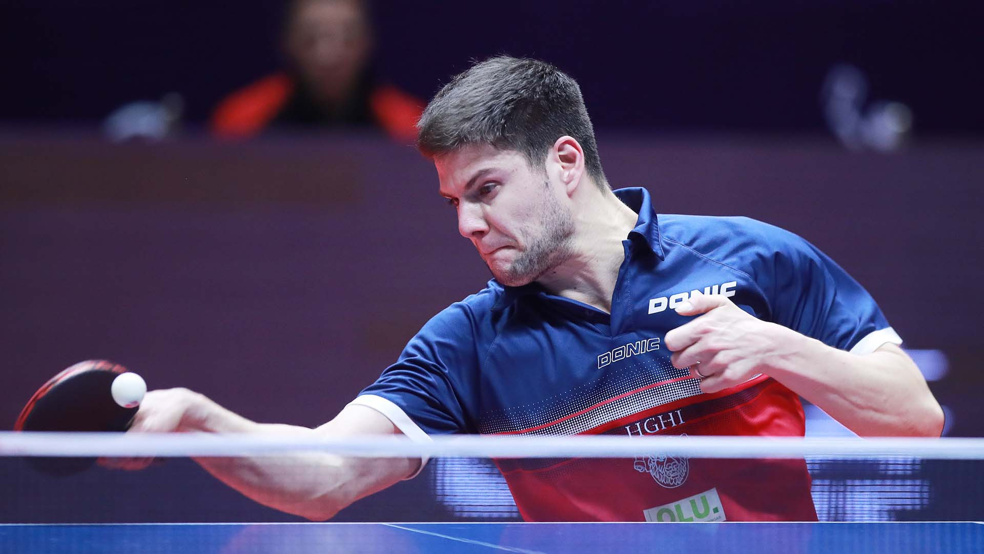Ovtcharov earns place in men's singles final at ITTF World Tour Grand Finals