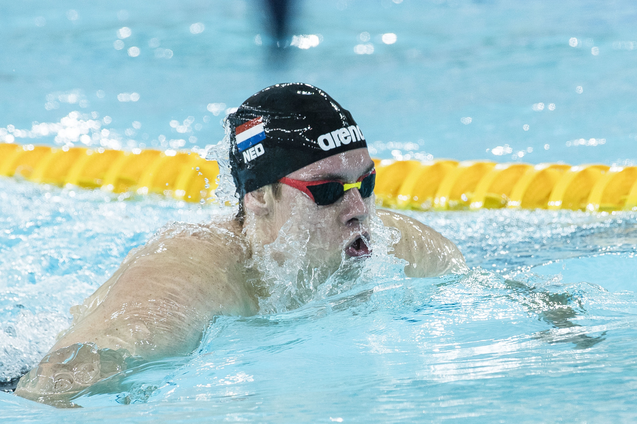 Netherlands set another freestyle relay world record at European Short Course Swimming Championships