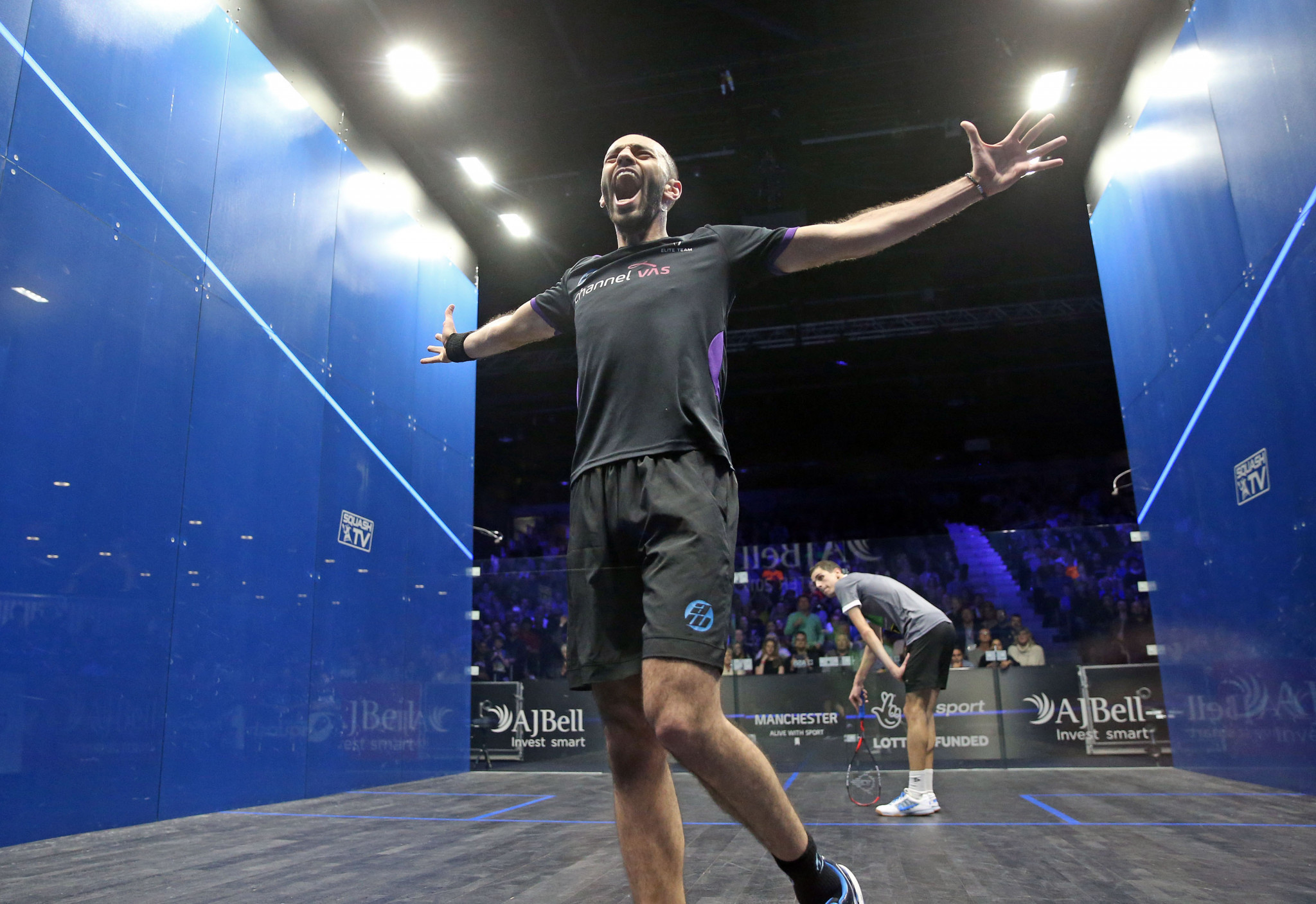 Elshorbagy brothers make World C'ship history