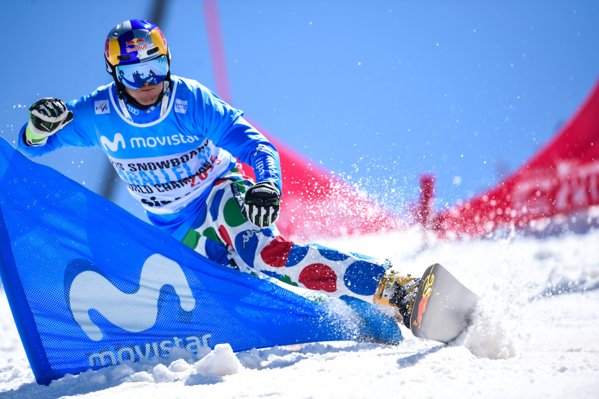 Fischnaller clinches Alpine Snowboard World Cup title on home snow
