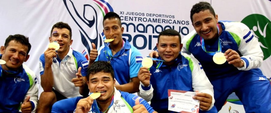 Nicaragua shine in sambo on penultimate day of Central American Games