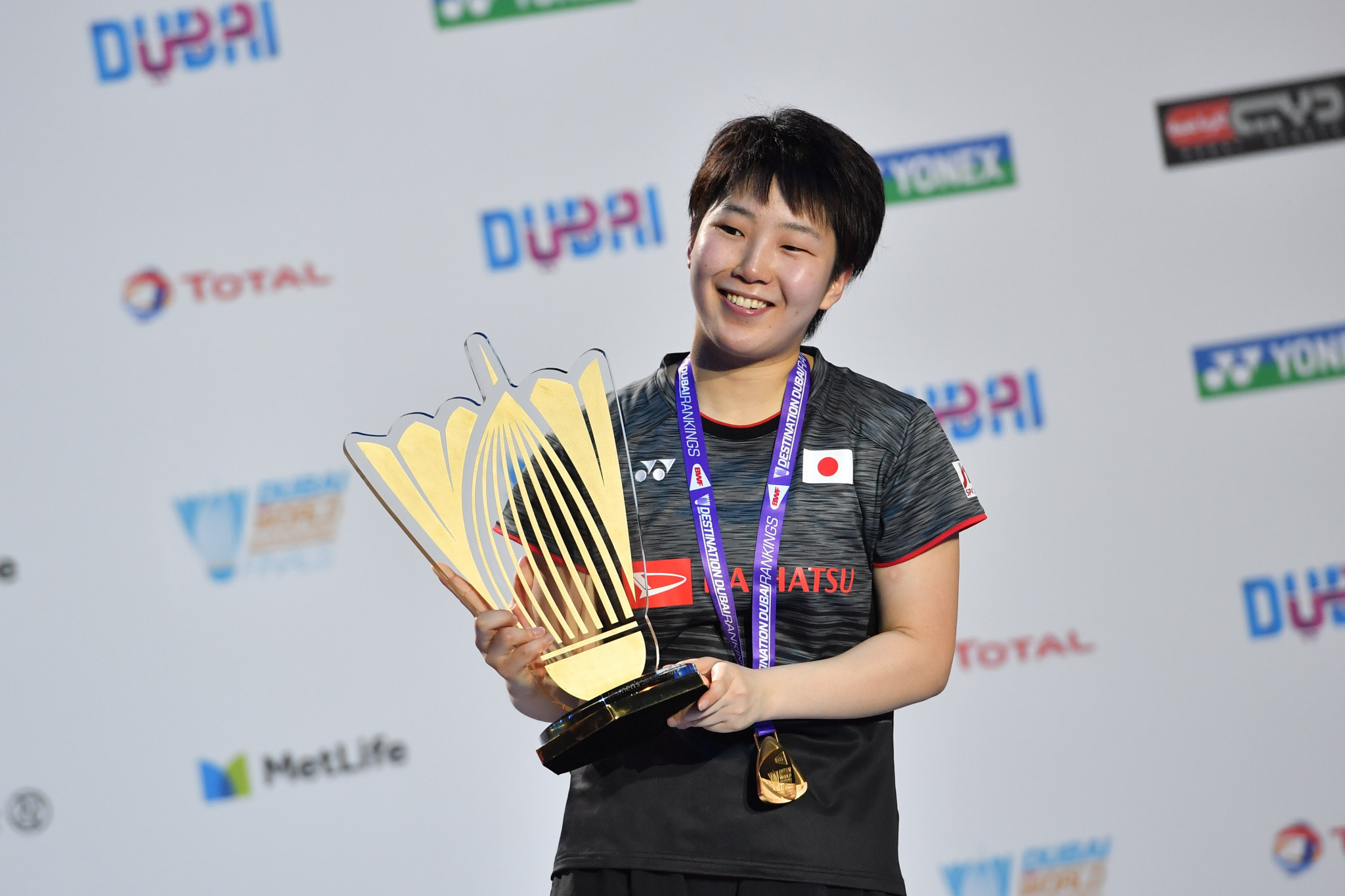 Yamaguchi produces incredible comeback to take BWF World Super Series Finals title