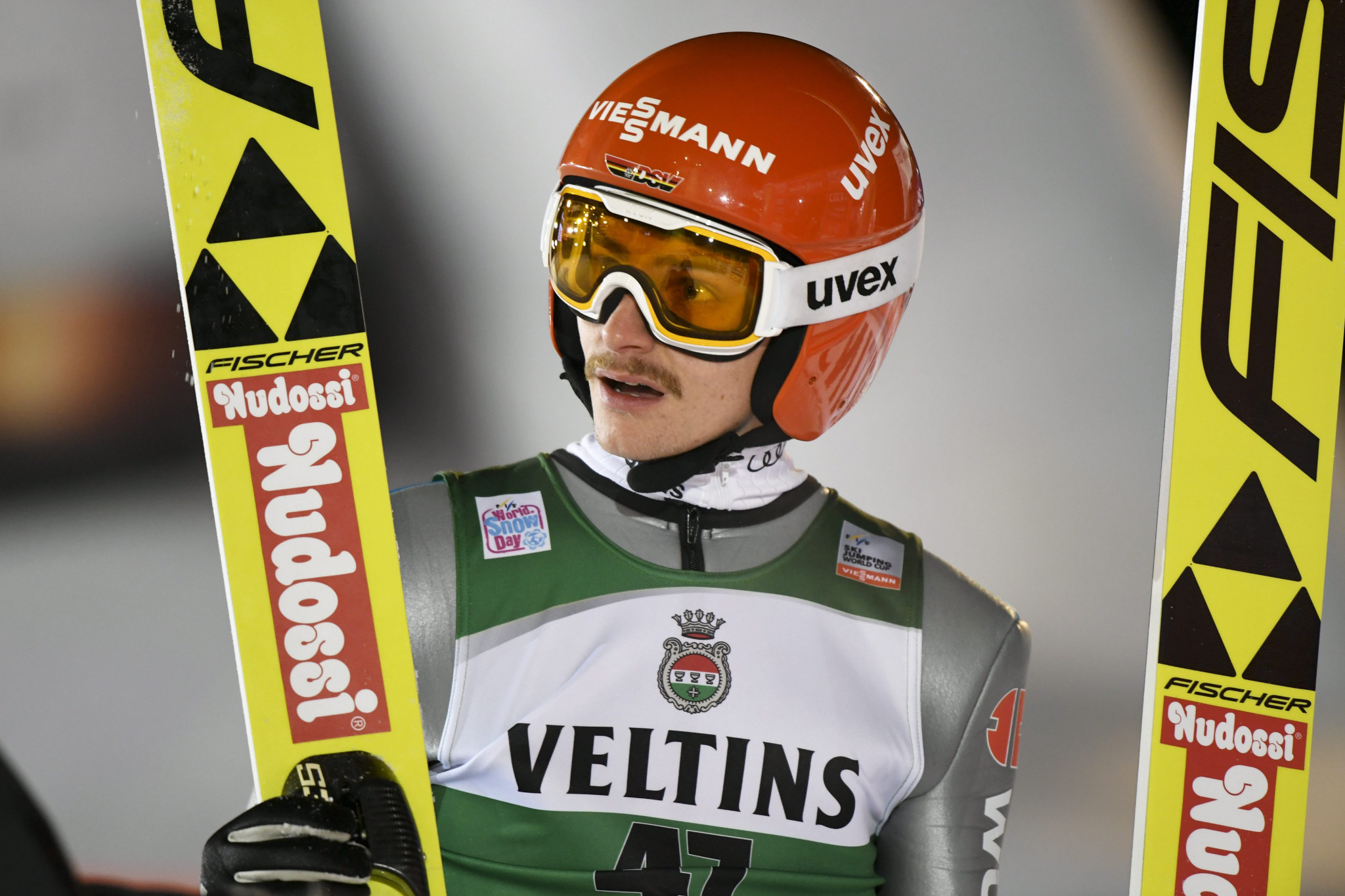Overall leader Freitag clinches another Ski Jumping World Cup win in Engelberg