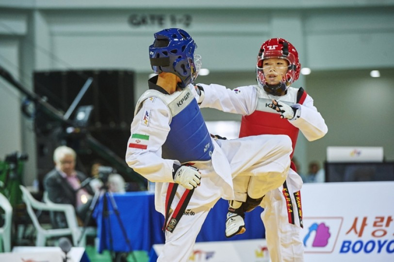 Thailand claimed two gold medals on the second day of the World Cadet Taekwondo Championships ©WTF