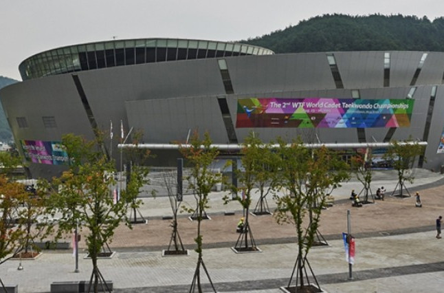 The World Cadet Taekwondo Championships are scheduled to run until Wednesday (August 26) at the T1 Arena
