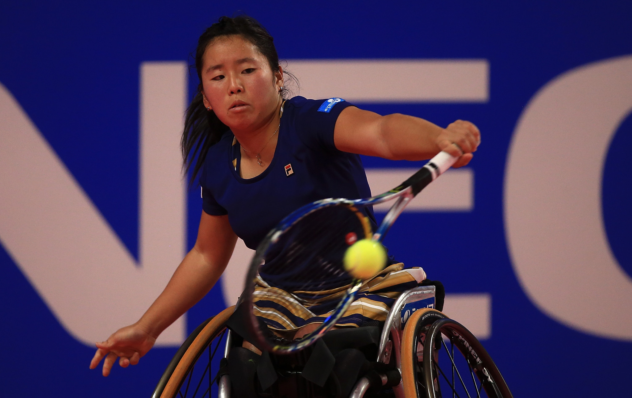 NEC Corporation extends wheelchair tennis partnership for three years