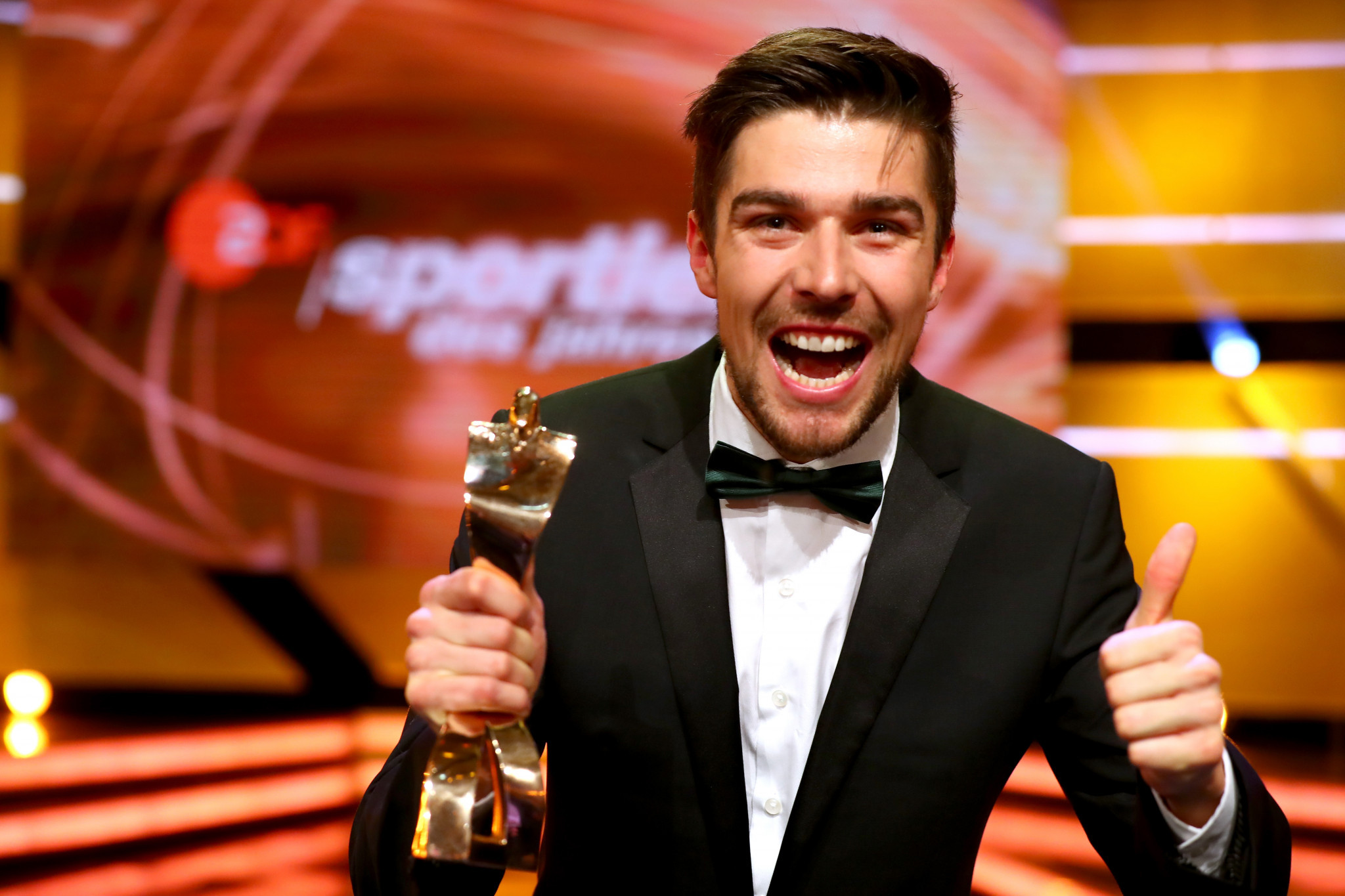 Rydzek named male athlete of the year by German media