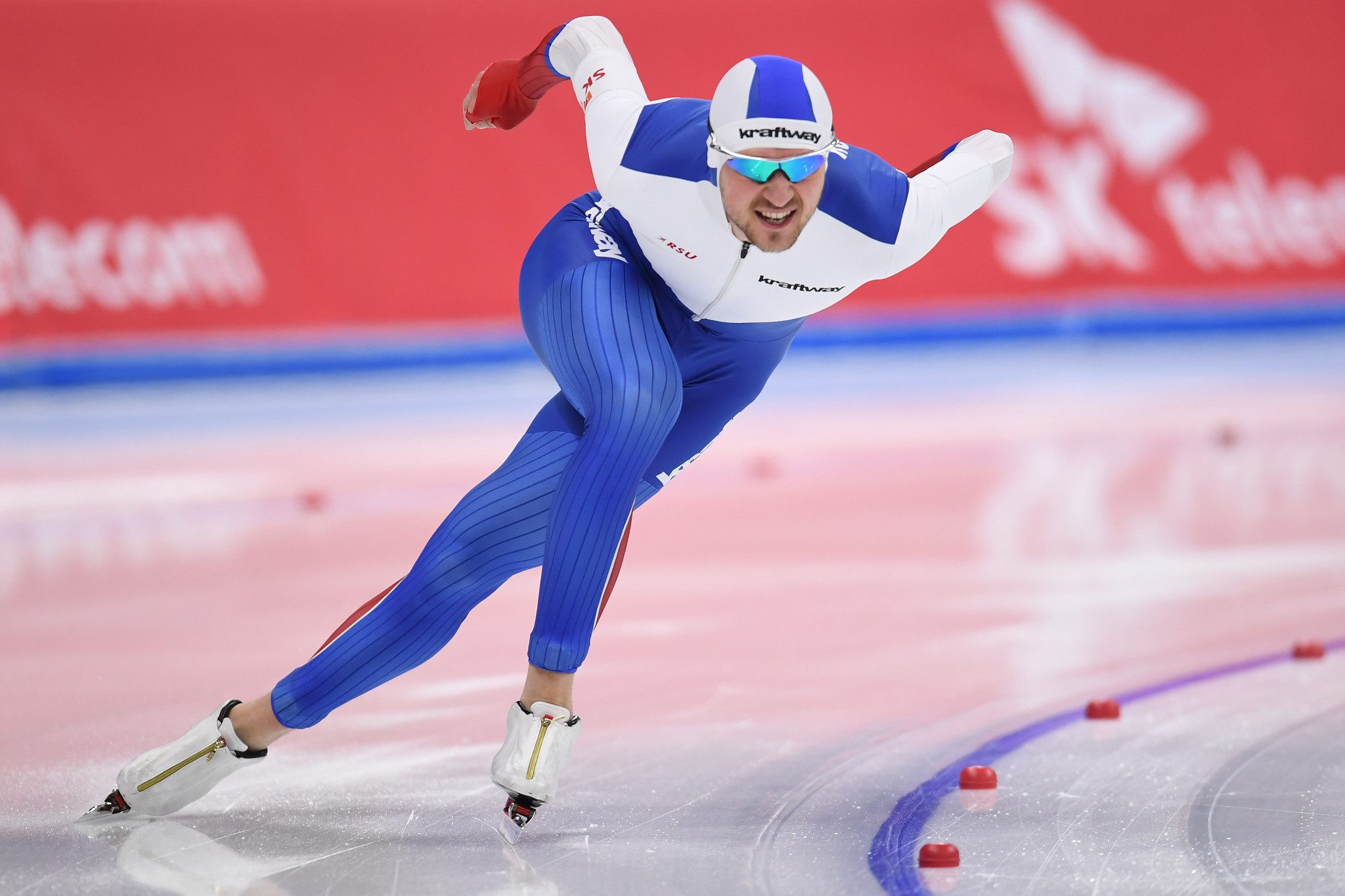 Denis Yuskov has been cleared of doping by the IOC ©Getty Images