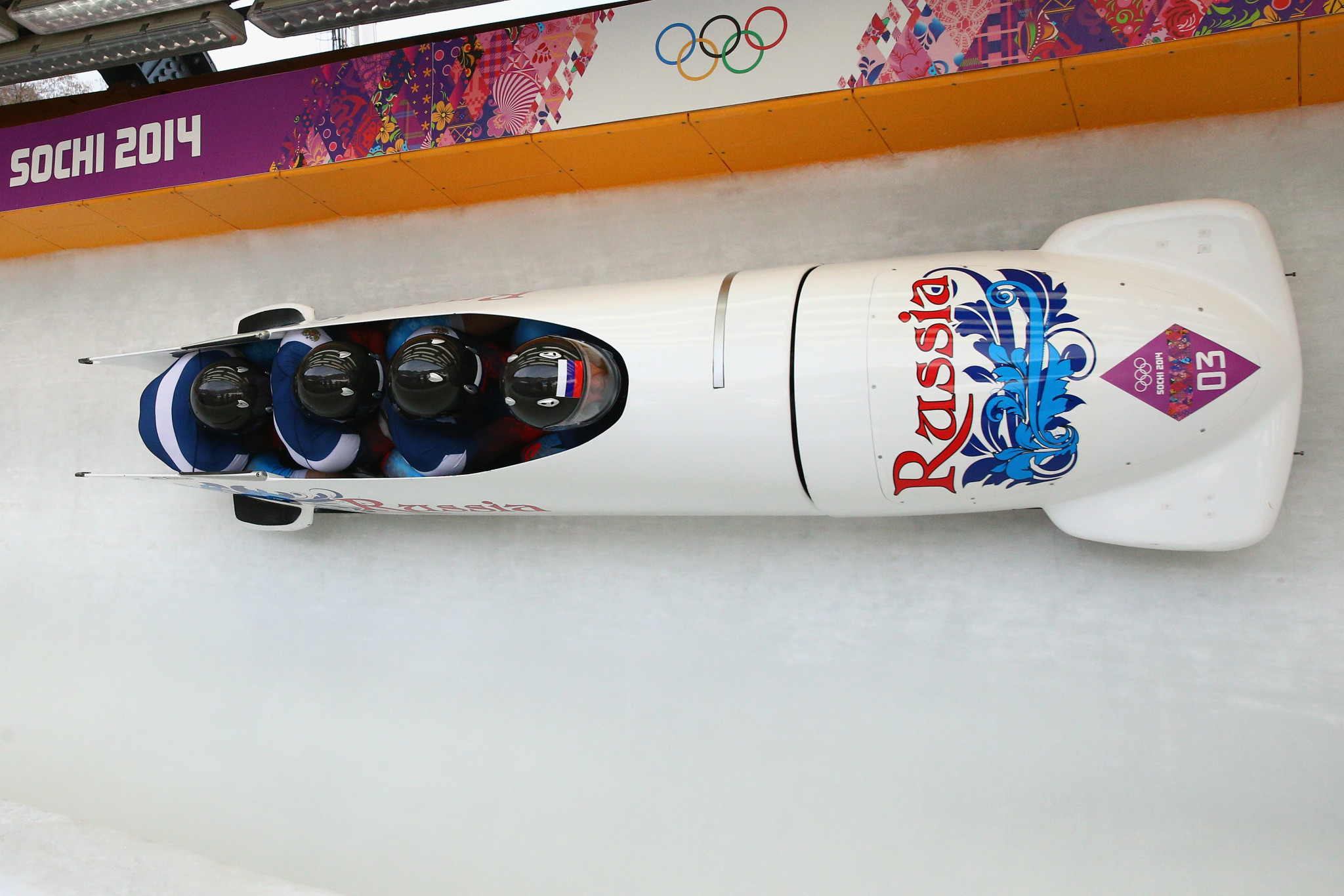 Alexey Voevoda has become the latest member of the Russian bobsleigh quartet to be sanctioned by the IOC ©Getty Images