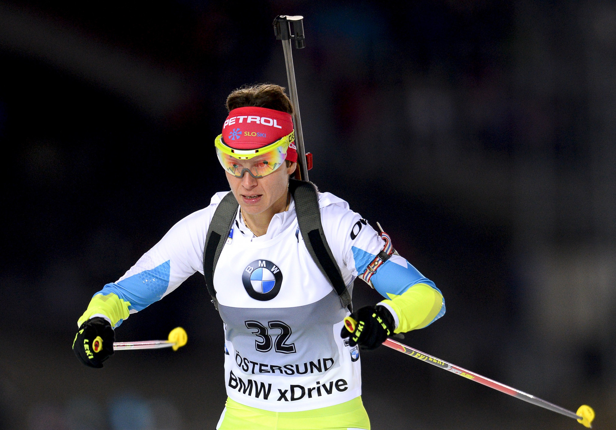 Slovenian biathlete disqualified from Vancouver 2010 by IOC after positive retest