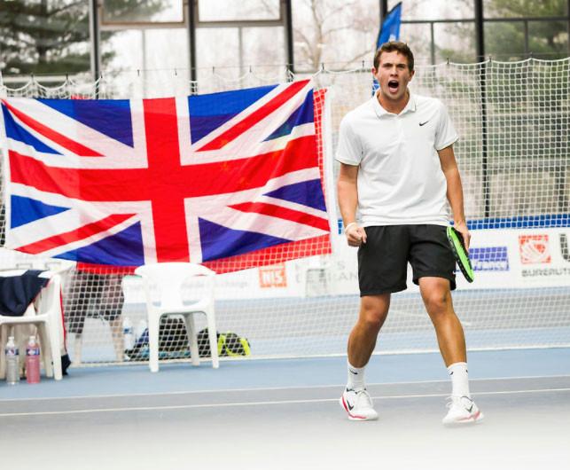 Britain's university team win prestigious tennis tournament in Lille