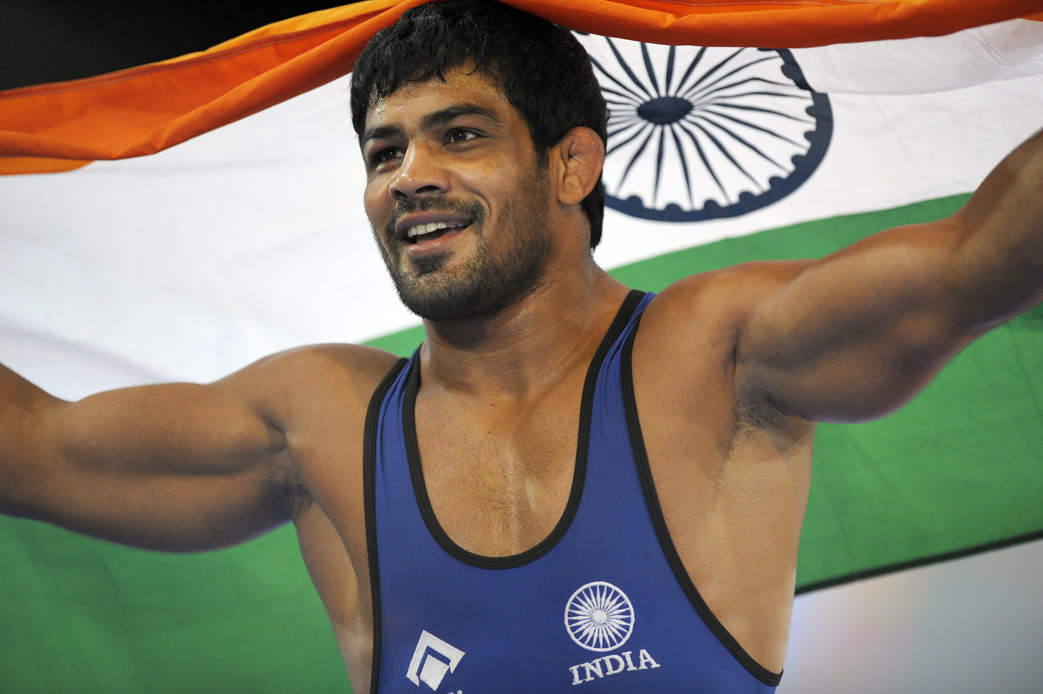 Kumar takes title at Commonwealth Wrestling Championships
