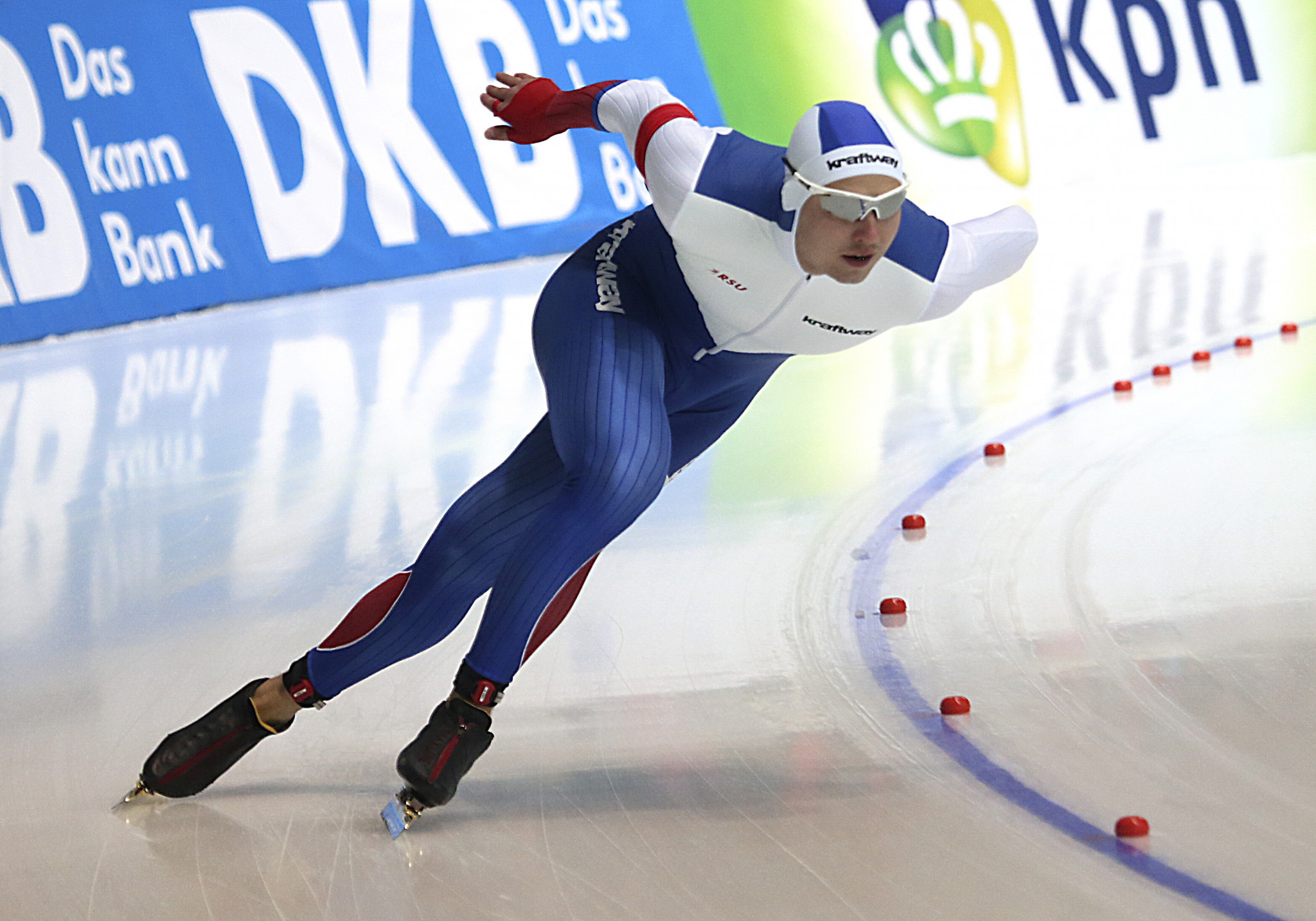 Pavel Kulizhnikov is among the Russian proposals ©Getty Images