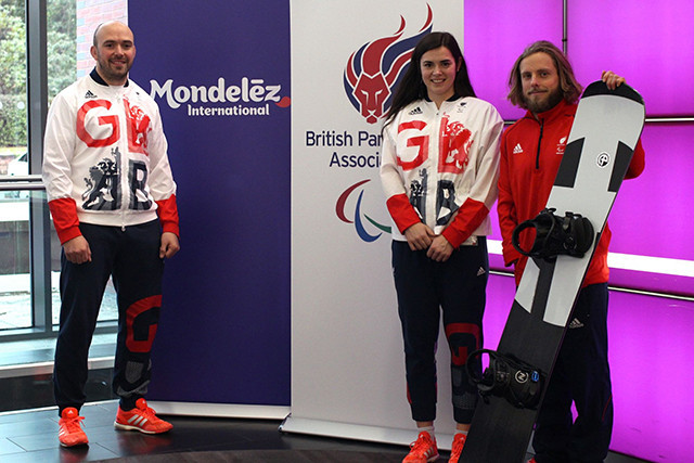 The British Paralympic Association has announced an extension of its partnership with Mondelēz International ©Paralympics GB