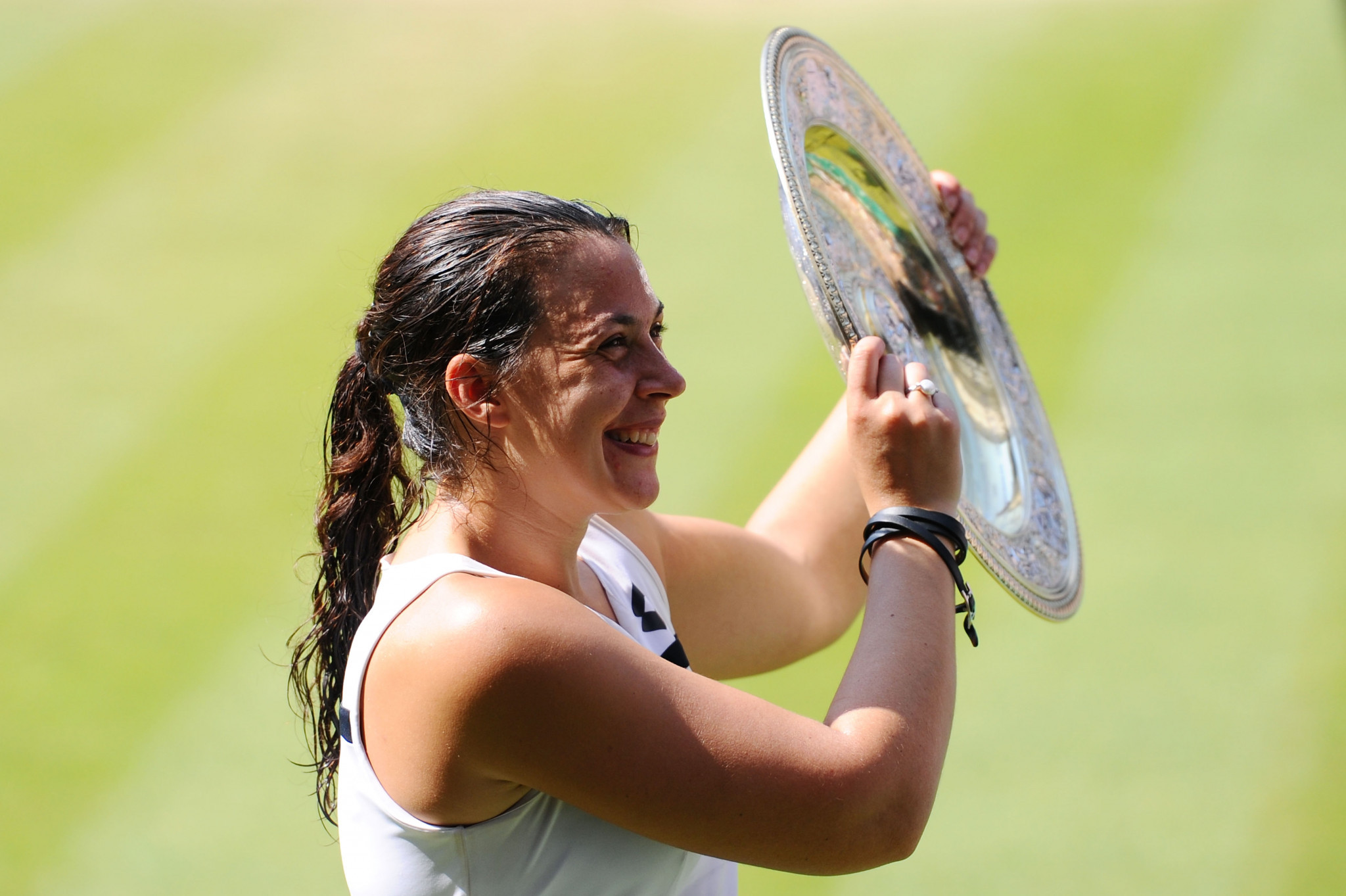 Former Wimbledon champion to return to WTA Tour — Marion Bartoli