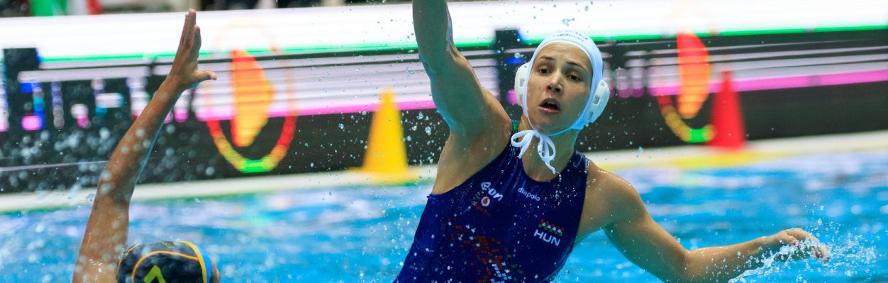 Hungary beat Spain as European preliminaries of FINA Women's Water Polo World League continues