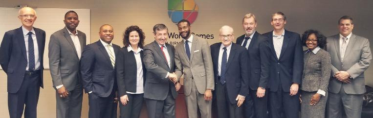 Organisers of the 2021 World Games have met in Birmingham, Alabama ©IWGA