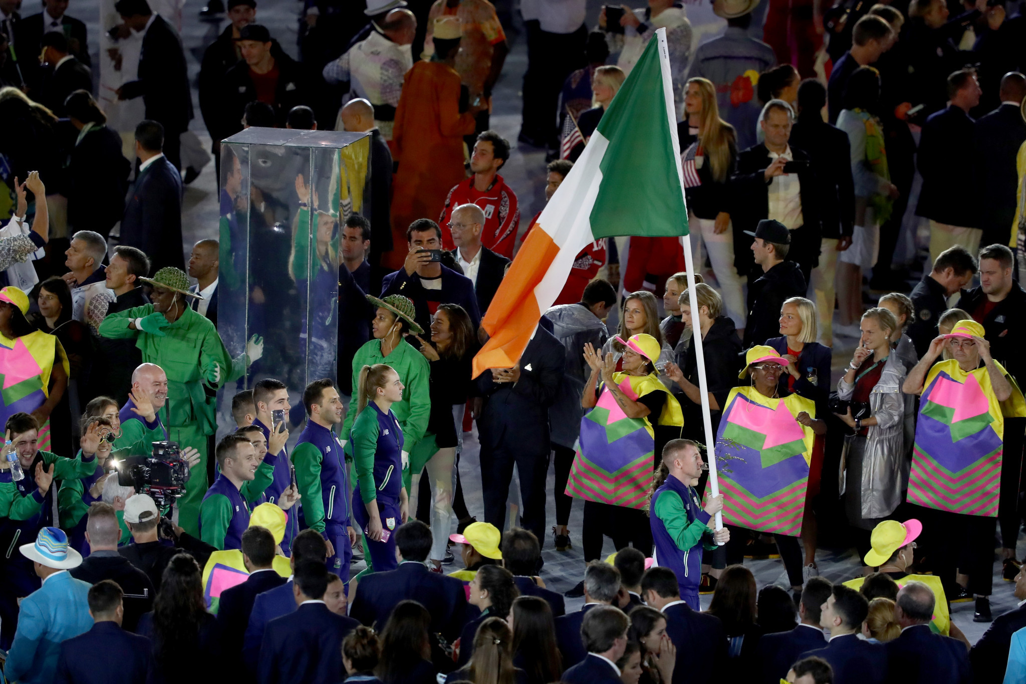 Full funding has been restored to the Olympic Council of Ireland ©Getty Images