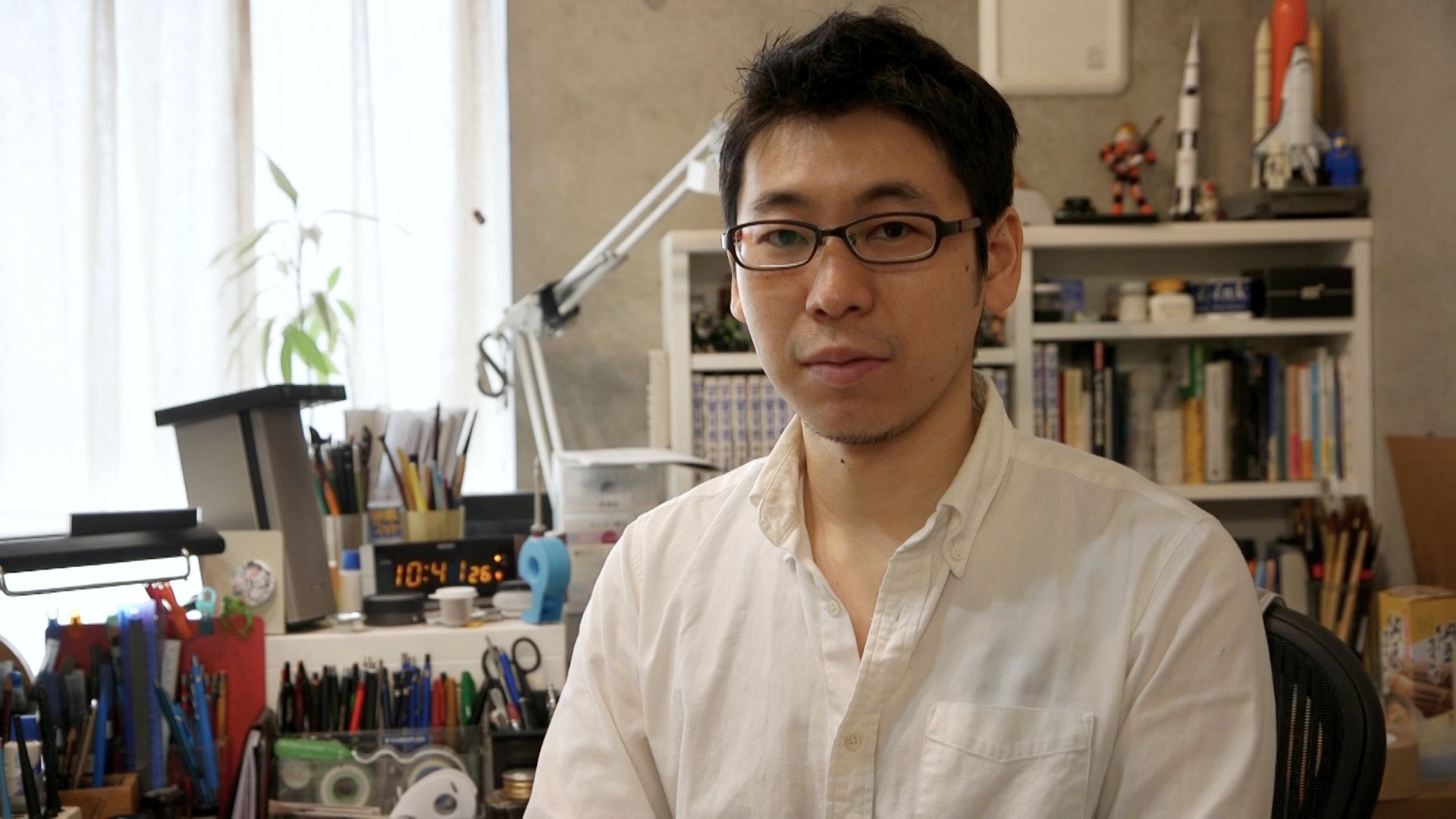 Space Brothers author Chuya Koyama is also partnering with Tokyo 2020 ©YouTube