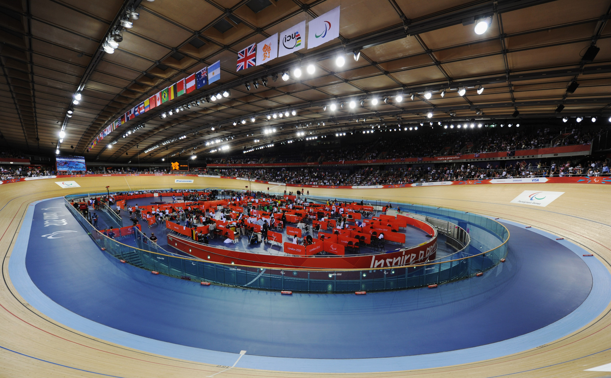 Track cycling will be held outside of Birmingham at the 2022 Commonwealth Games ©ITG