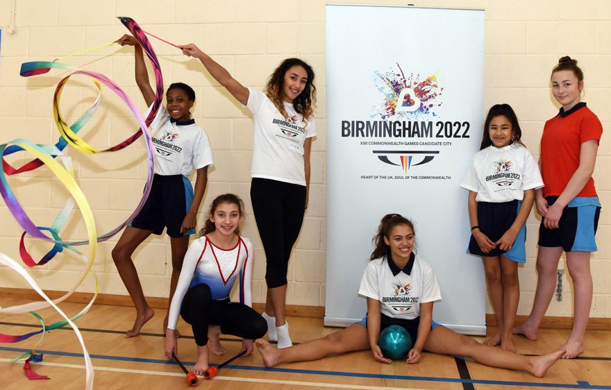 Nick Pontefract is credited with playing a key role in Birmingham's successful bid for the 2022 Commonwealth Games ©Birmingham 2022