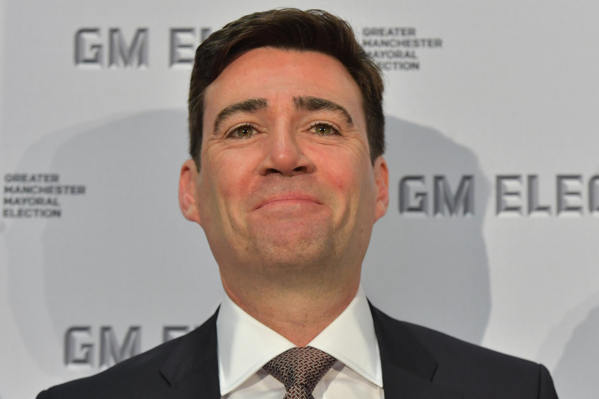 Andy Burnham, seen here after winning the Greater Manchester mayoral election, is the new President of the Rugby Football League ©Getty Images