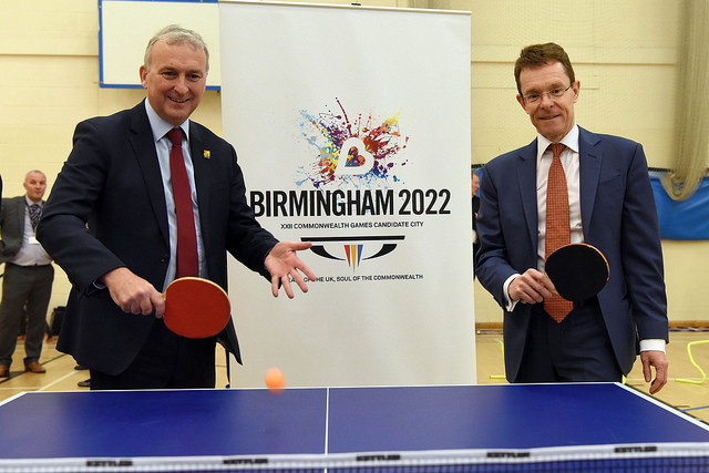 Birmingham 2022 were officially confirmed as hosts of the Games yesterday ©Birmingham 2022